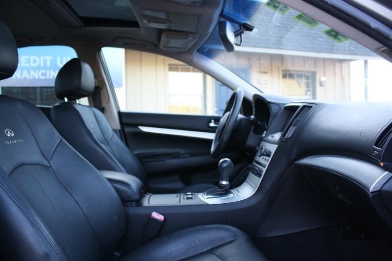 Infiniti G37 Sedan 2009 price $8,985