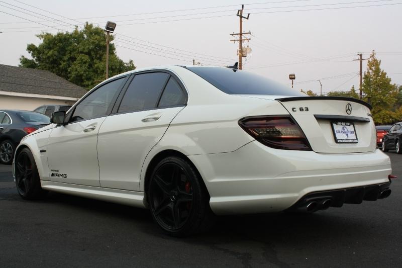 Mercedes-Benz C-Class 2009 price $14,988