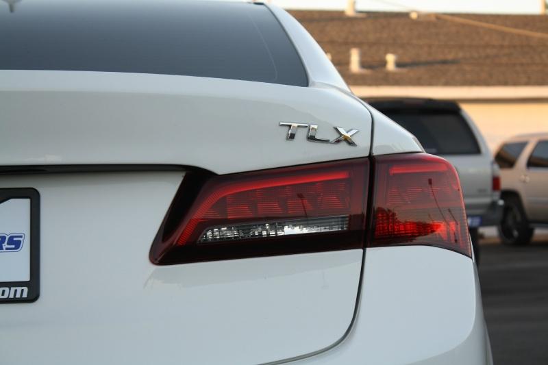 Acura TLX 2015 price $13,888
