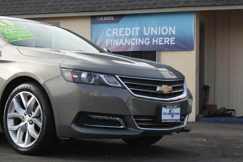 Chevrolet Impala 2019 price $19,988
