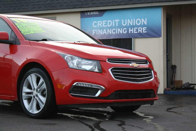 Chevrolet Cruze Limited 2016 price $6,999