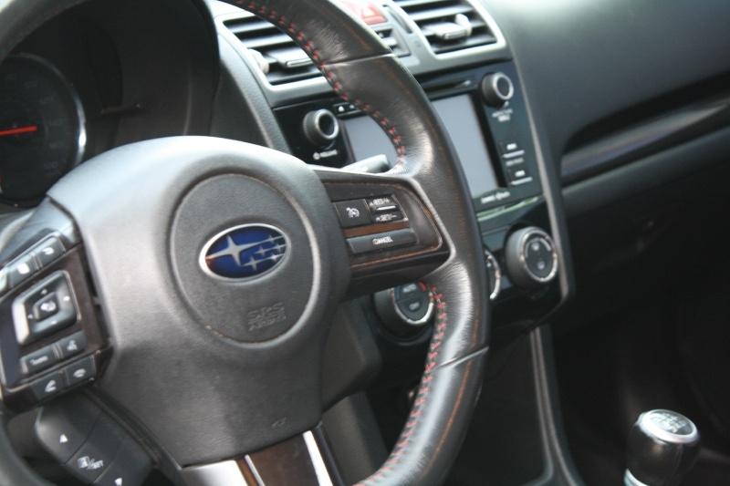 Subaru WRX 2018 price $22,444