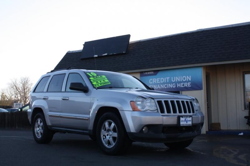 Jeep Grand Cherokee 2010 price $8,995