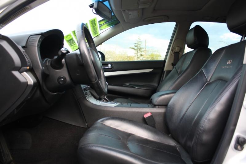 Infiniti G35 Sedan 2007 price $7,988