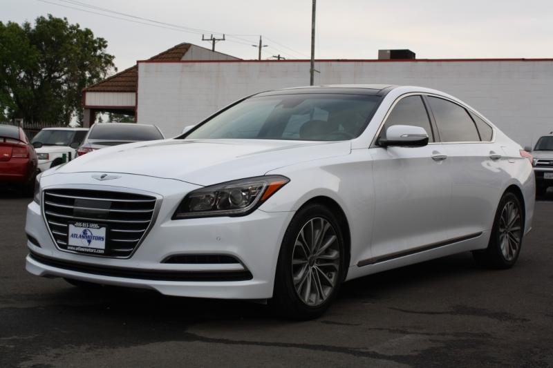 Hyundai Genesis 2015 price $15,988