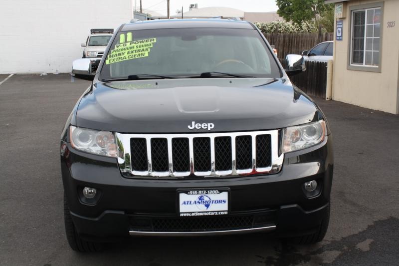Jeep Grand Cherokee 2011 price $17,988