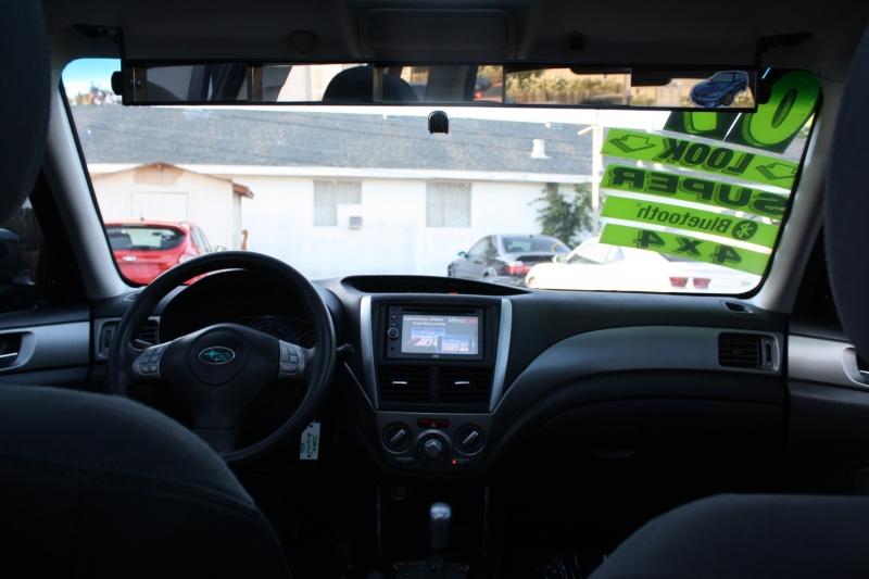 Subaru Forester (Natl) 2009 price $7,995