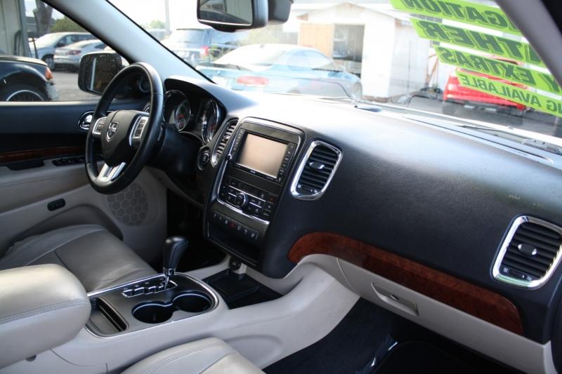 Dodge Durango 2013 price $17,985