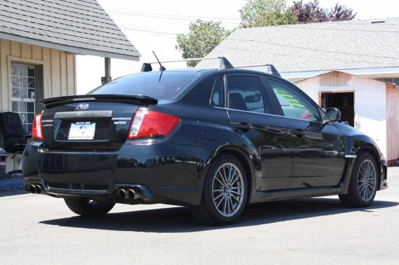 Subaru Impreza Sedan WRX 2012 price $16,995