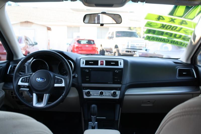 Subaru Legacy 2017 price $14,999