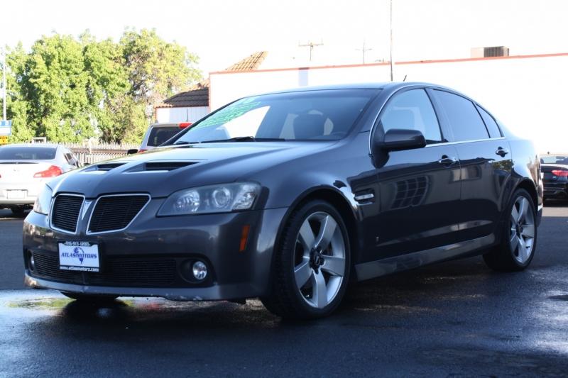 Pontiac G8 2008 price $20,998
