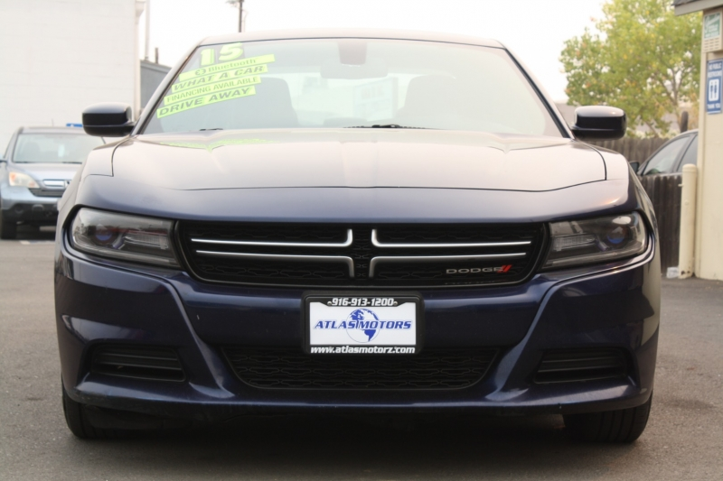 Dodge Charger 2015 price $14,985