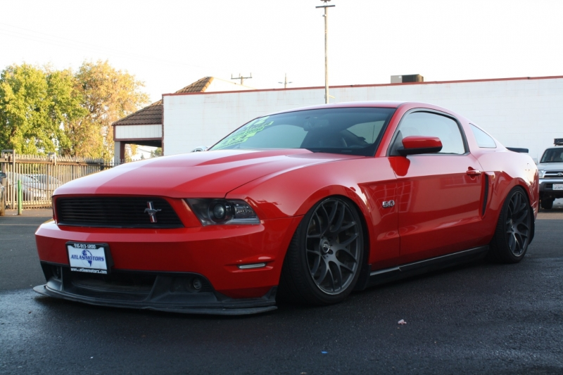 Ford Mustang 2012 price $18,994