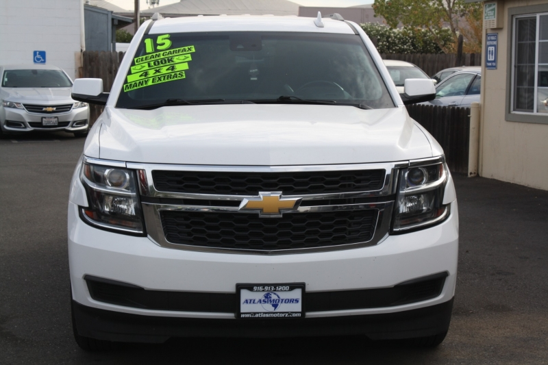 Chevrolet Tahoe 2015 price $29,887