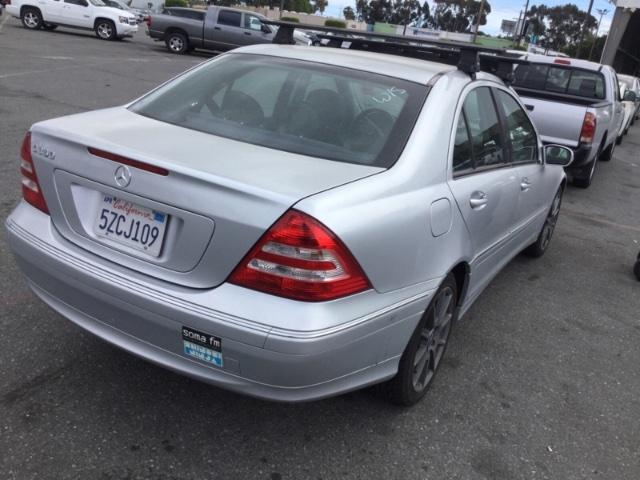 Mercedes-Benz C-Class 2007 price $3,350