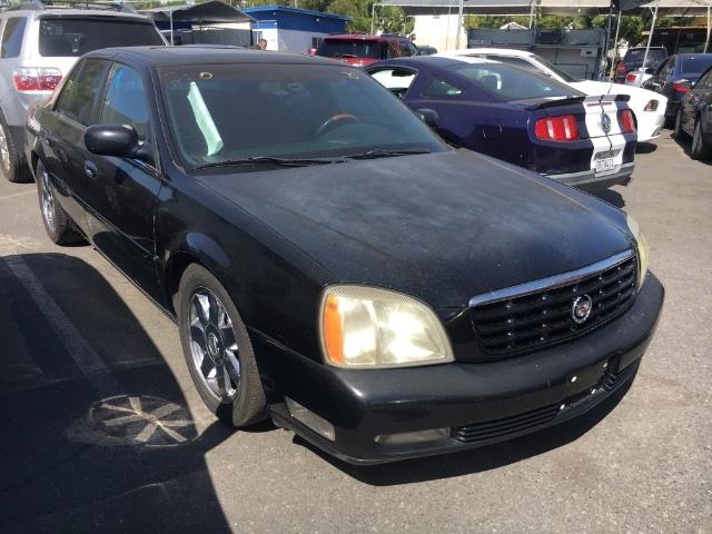 Cadillac DeVille 2005 price $3,350