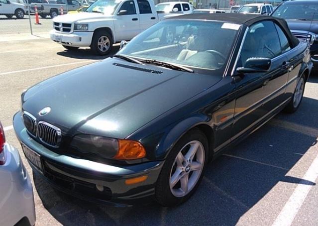 BMW 3 Series 2002 price $3,450