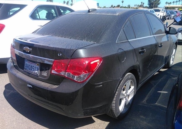 Chevrolet Cruze 2015 price $7,150