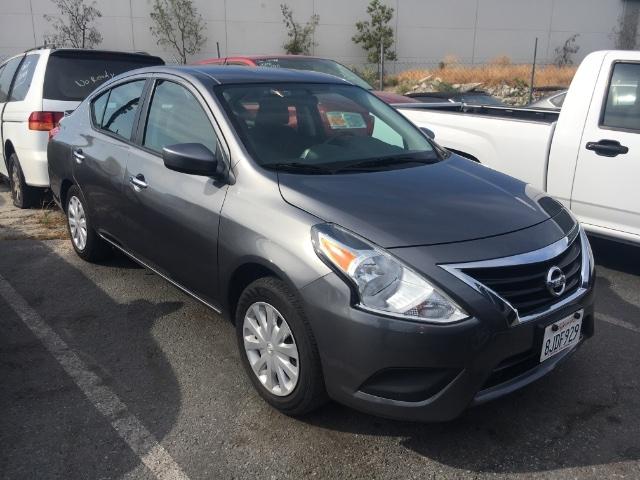 Nissan Versa 2019 price $9,850