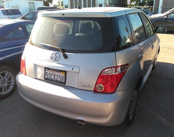 Scion XA 2006 price $3,600