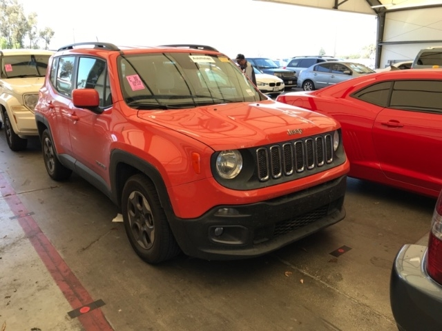 Jeep Renegade 2015 price $12,650