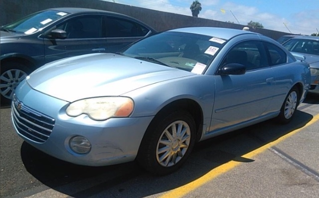 Chrysler Sebring 2004 price $2,450