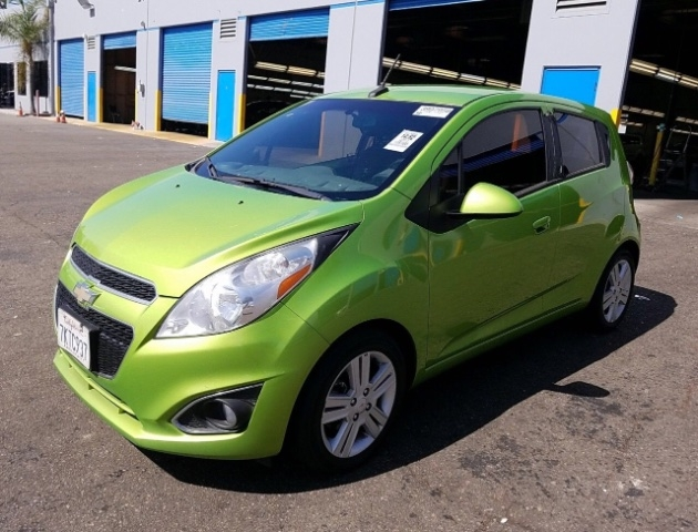 Chevrolet Spark 2014 price $4,100