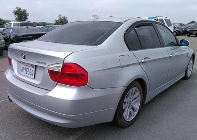 BMW 3 Series 2007 price $3,350