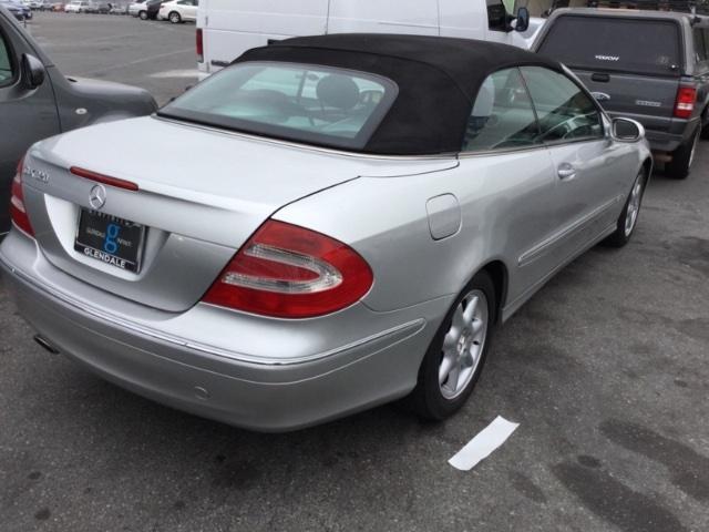 Mercedes-Benz CLK 2005 price $3,950