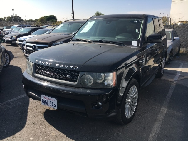 Land Rover Range Rover Sport 2011 price $11,750