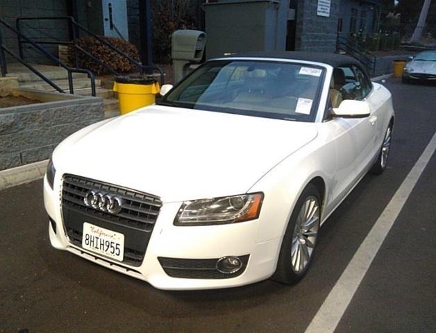 Audi A5 2011 price $8,450