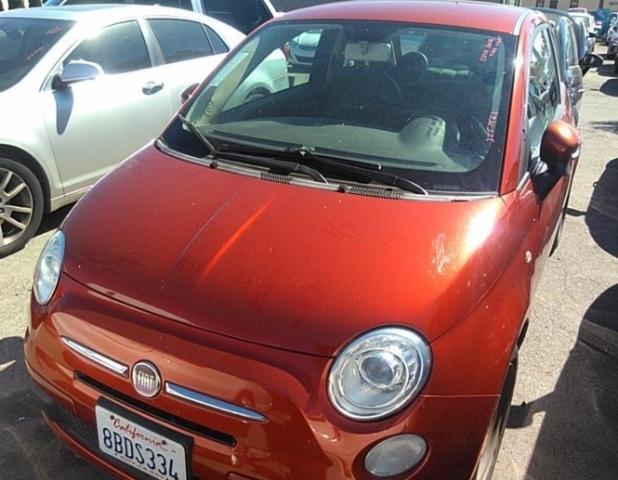 FIAT 500 2012 price $3,950