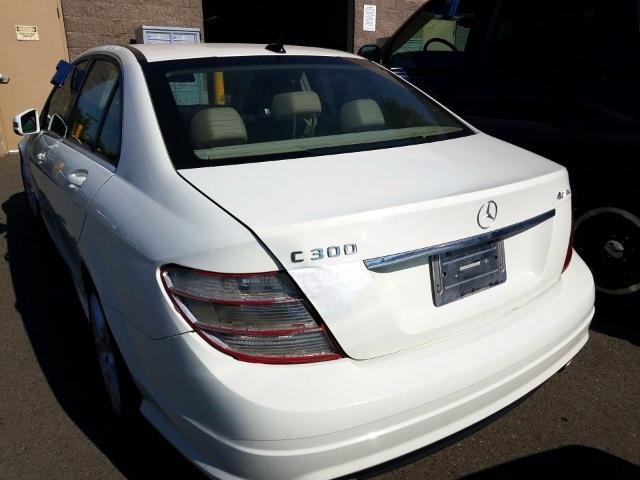 Mercedes-Benz C-Class 2011 price $9,250