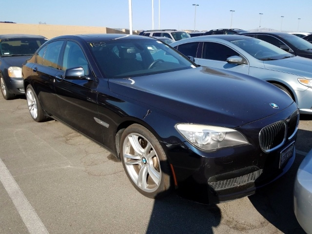 BMW 7 Series 2011 price $16,550