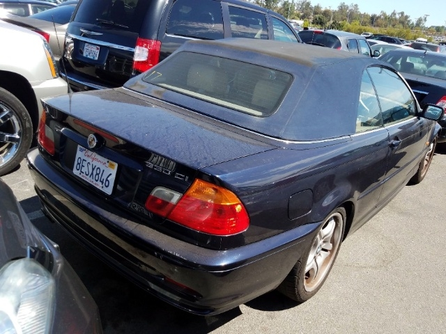 BMW 3 Series 2001 price $4,750