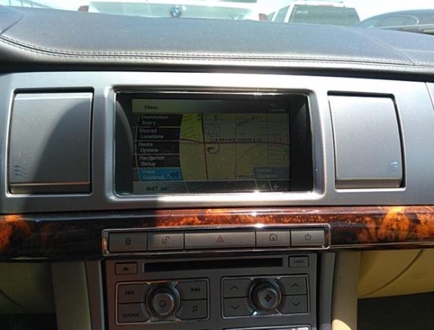 Jaguar XF 2011 price $7,250
