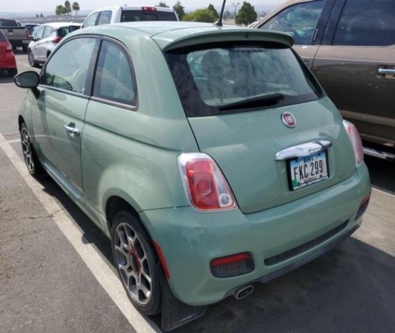FIAT 500 2015 price $4,850