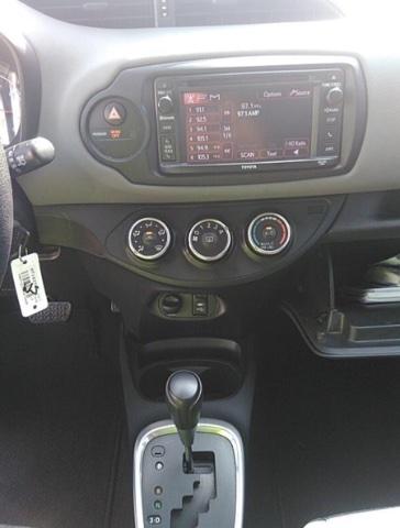 Toyota Yaris 2017 price $9,150