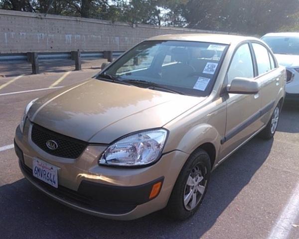 Kia Rio 2009 price $2,850