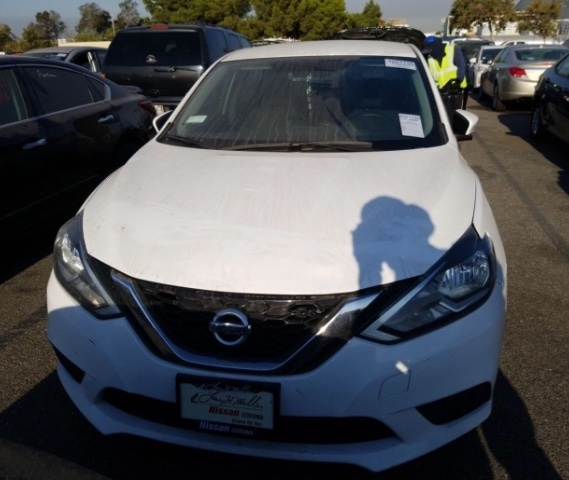 Nissan Sentra 2016 price $8,450