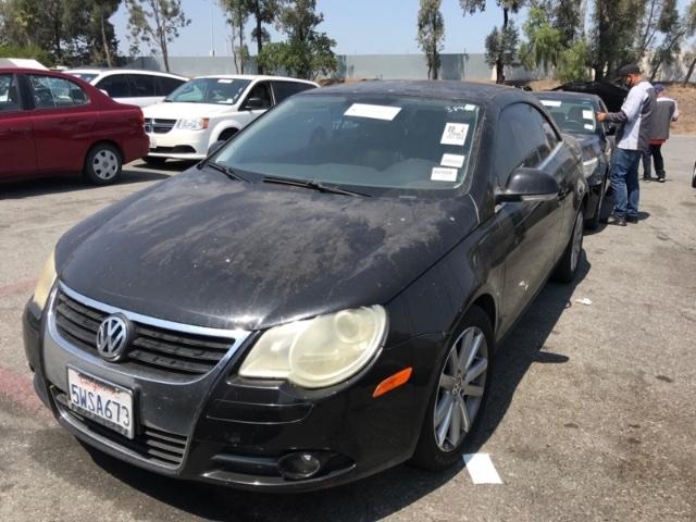 Volkswagen Eos 2007 price $4,050