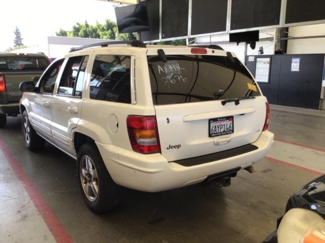 Jeep Grand Cherokee 2004 price $3,950