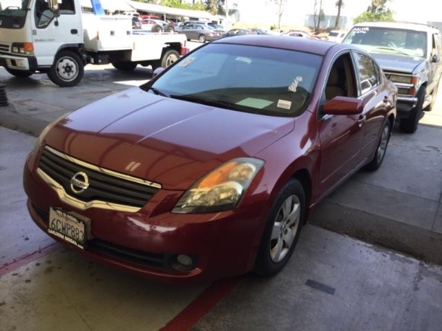 Nissan Altima 2007 price $3,950