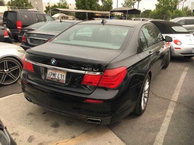 BMW 7 Series 2011 price $11,950