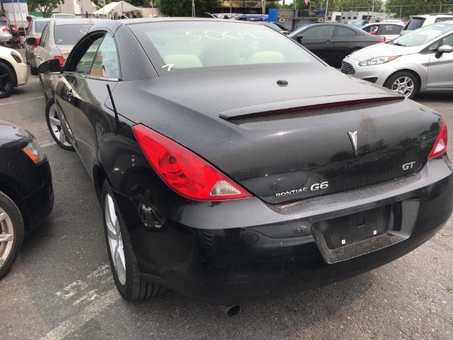 Pontiac G6 2007 price $3,650