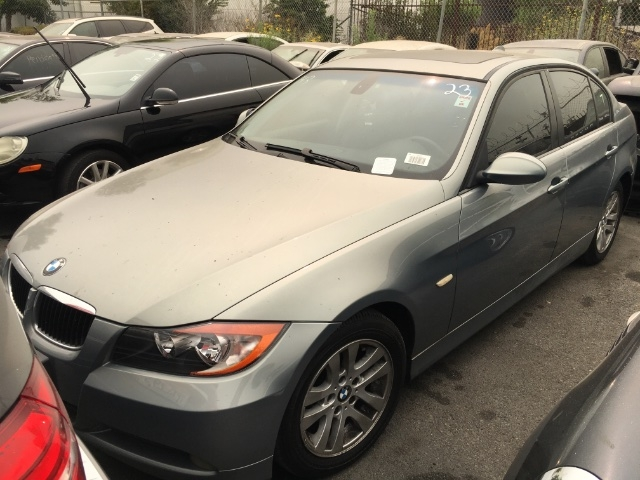 BMW 3 Series 2007 price $6,650