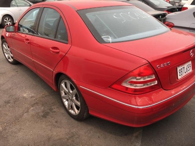 Mercedes-Benz C-Class 2004 price $4,450