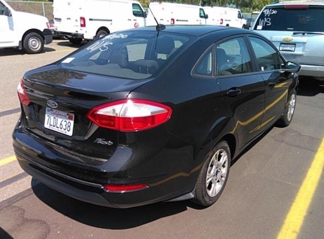 Ford Fiesta 2015 price $4,750