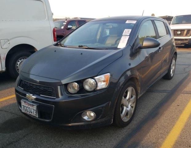 Chevrolet Sonic 2015 price $5,450