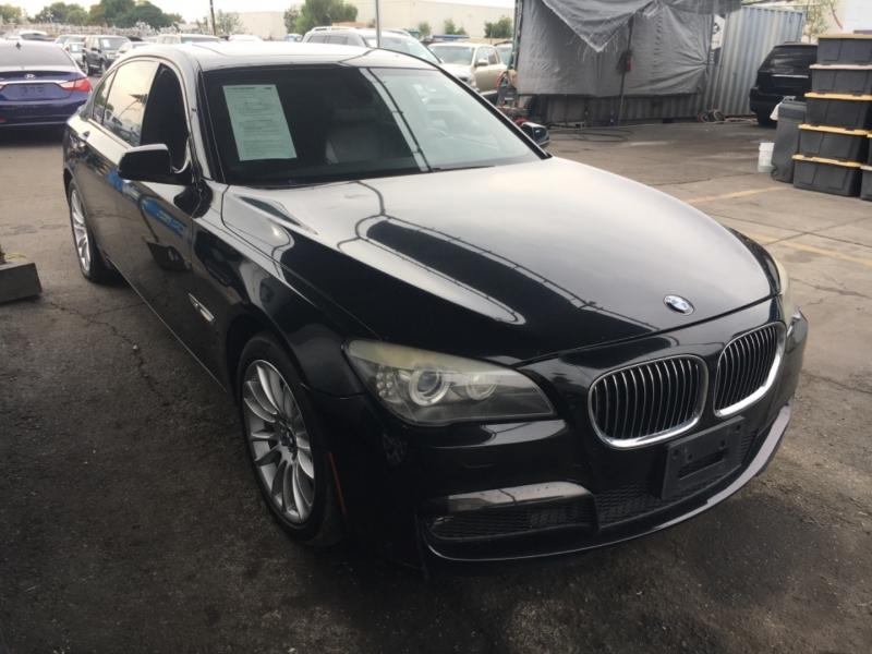 BMW 7 Series 2011 price $12,750